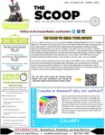 The Scoop, Vol. 8 Issue 1, April 2021