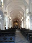 Nave of Catedral de Nuestra Señora de la Purísima Concepción by Pratyush S. Goberdhan