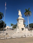 José Martí Statue by Emily E. Irigoyen