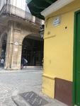 Old Havana Street Corner by Emily E. Irigoyen