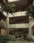 Chemistry Building, inner courtyard