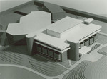 Library renovation & extension model