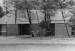 Creative School Building, sign