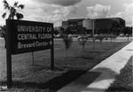 Brevard Lifelong Learning Center, entrance sign