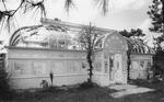 Arboretum, greenhouse construction 1984