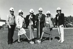 Institute for Simulation and Training, groundbreaking ceremony at the Physical Plant, February 25, 1986