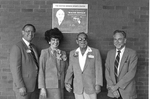 Wayne Densch, Sports Center dedication by David W. Bittle
