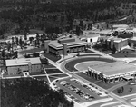 Aerial Photo of the Central Campus of FTU / UCF ca. 1970