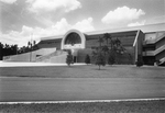 Arena - the original UCF Arena, from East Plaza Drive