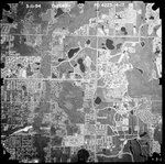 Aerial Photo of UCF (formerly FTU) in 1994