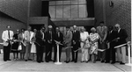 Brevard Lifelong Learning Center - group at the dedication ceremony, 9/1/1983