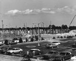 Brevard Lifelong Learning Center construction - columns