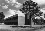 Computer Center II Building - after construction