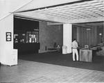 Millican Hall (Administration Building) inside entrance