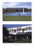 Millican Hall (Administration Building) - two views