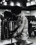 Millican, Frances - pouring coffee
