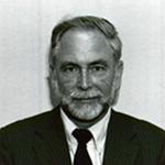 Colbourn, H. Trevor - pinstripe suit