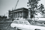 Library construction - station wagon