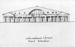 Barbara Ying Center - International House rendering