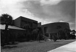 Brevard Clark Maxwell Jr. Lifelong Learning Center building - East view