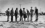 Brevard Lifelong Learning Center - group at groundbreaking, 10/2/1980
