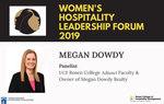 Megan Dowdy-Panelist