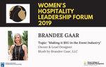 Brandee Gaar-Speaker