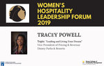 Tracey Powell-Keynote Speaker