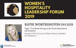 Katie Worthington-Speaker